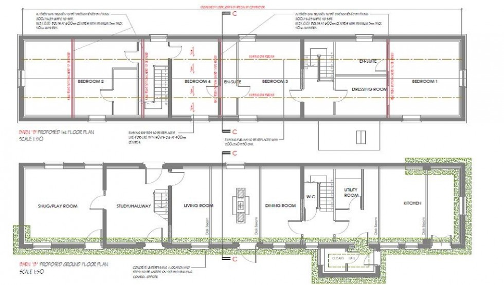 Floorplan for Whitegate Road, Marton